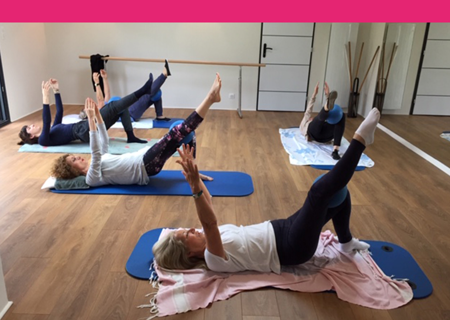 Cours de gym-Pilates collectifs